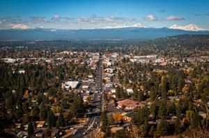 Bend-Oregon